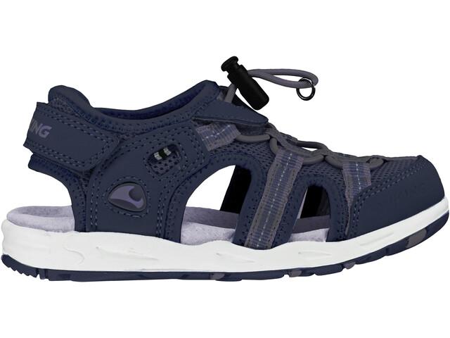 Viking Footwear Thrill Sandals Kids navy/grey
